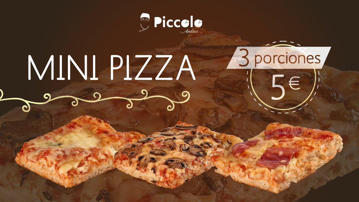 Comienza el finde de la mejor manera posible... 3 por porciones de #pizza por 5€. Y qué pizza... En #Recogidas54 te esperamos :)