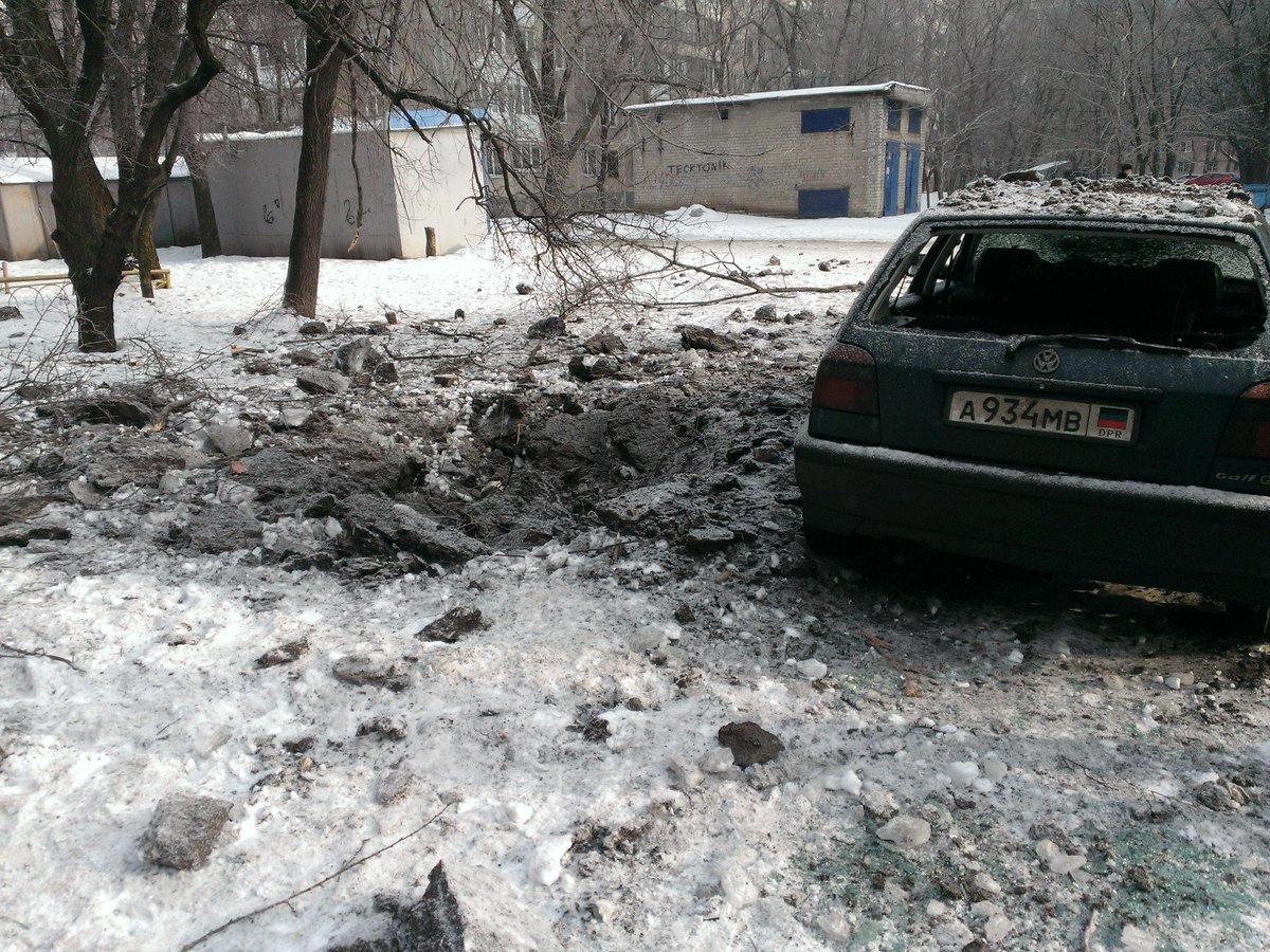 Генсек ОБСЕ Заньер призвал стороны конфликта обеспечить безопасность граждан на Донбассе - Цензор.НЕТ 3308