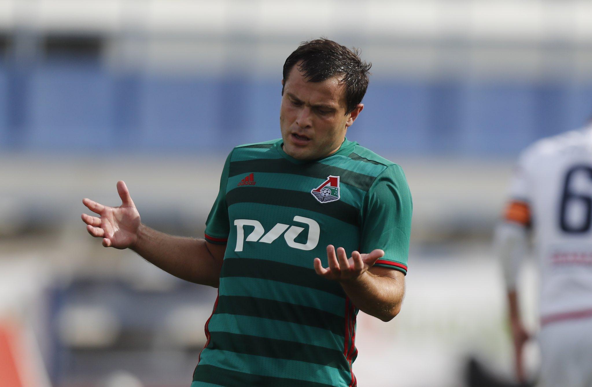 Алан Касаев: Цель – сборная (Полное интервью)