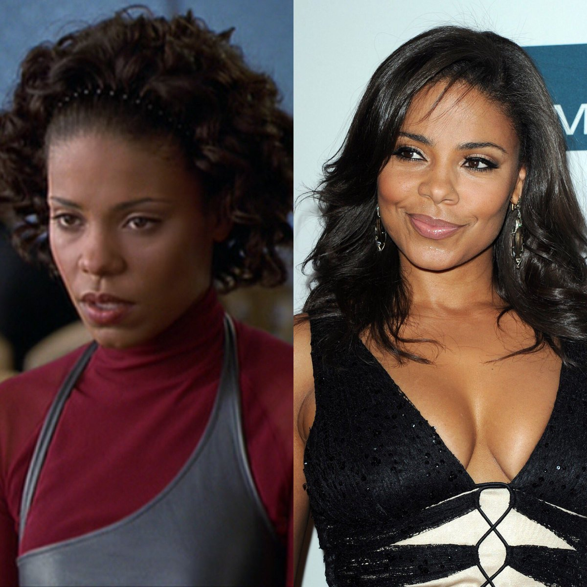 Sanaa Lathan has destroyed all the established beauty standards with her everlasting radiant glow and energy.