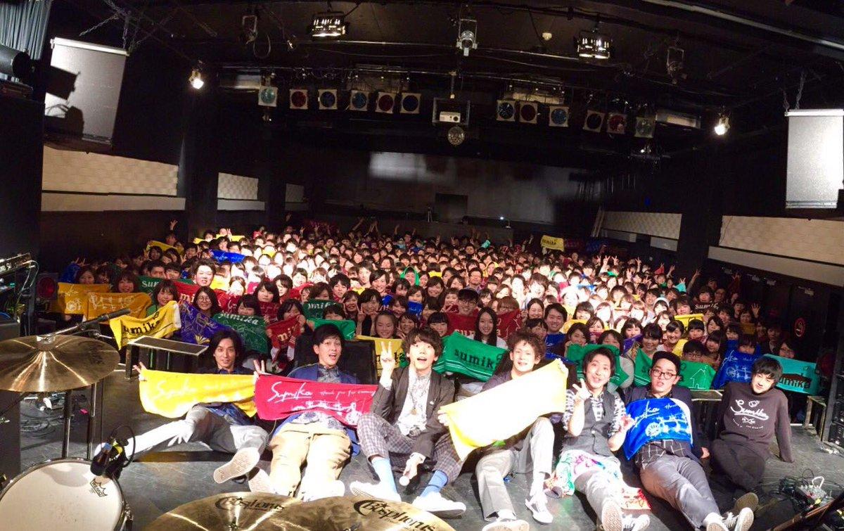 【初日終了!!】 『SALLY e.p』Release Oneman Live Tour 初日! 仙…