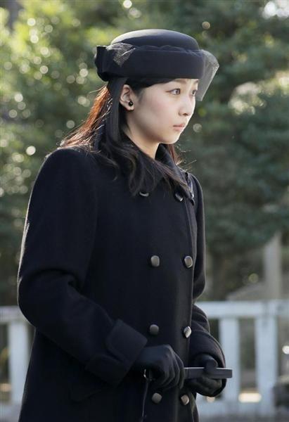 三笠宮さまの「墓所百日祭の儀」営まれる sankei.com/life/news/1702…