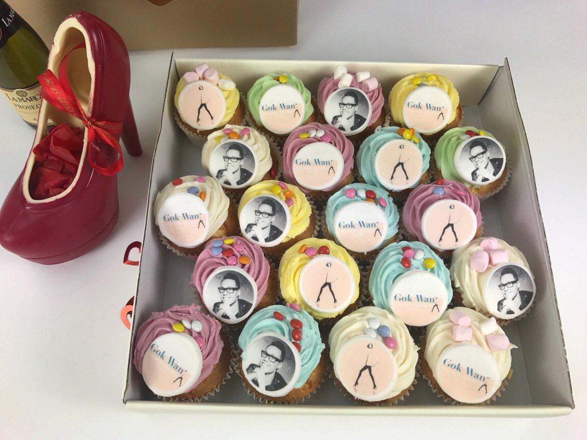 Gok Cupcakes