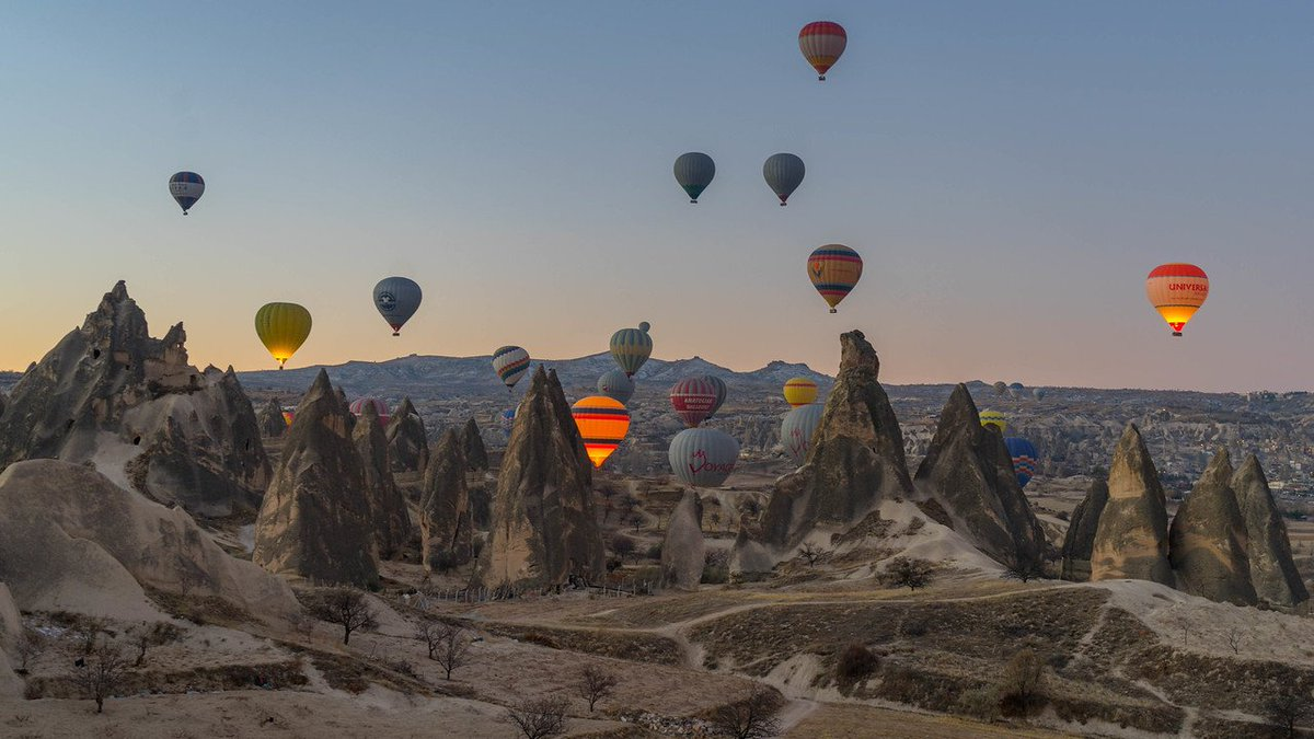 Why you should go to turkey this autumn