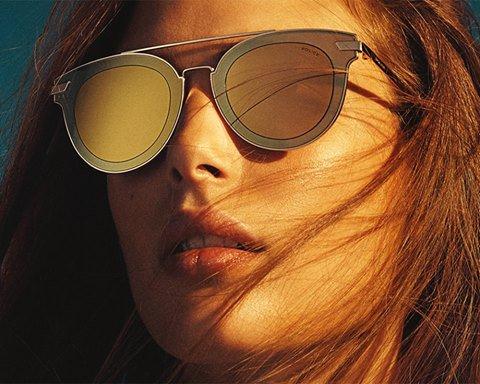نظارات بوليس الشمسيه 2017