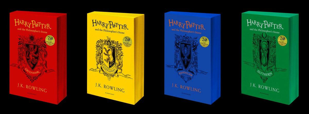 Harry Potter France On Twitter Pour Les 20 Ans Du Livre