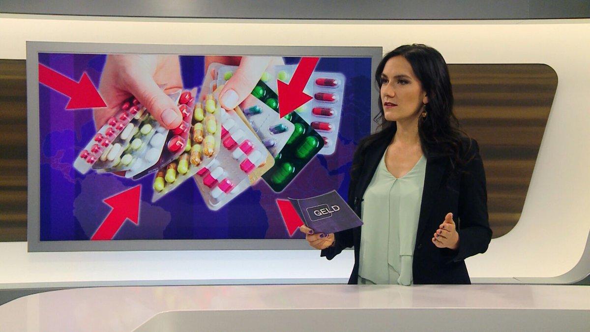 Forderungen an Pharmabranche - Veränderungen beim SMI @TeleBaernTV #Wirtschaft http://www.telebaern.tv/geld