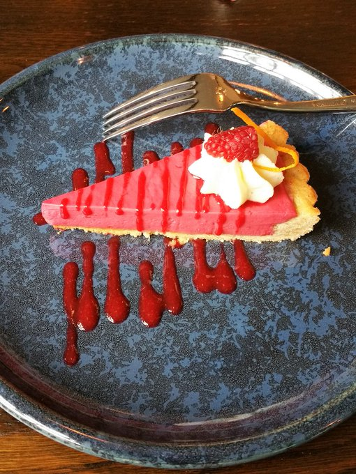 Razzleberry Pie is a Lovely, Delightful Recipe with a Heart