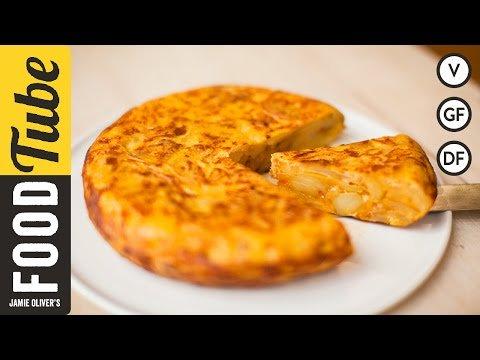 Ultimate Spanish Omelette