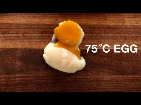75 C Egg