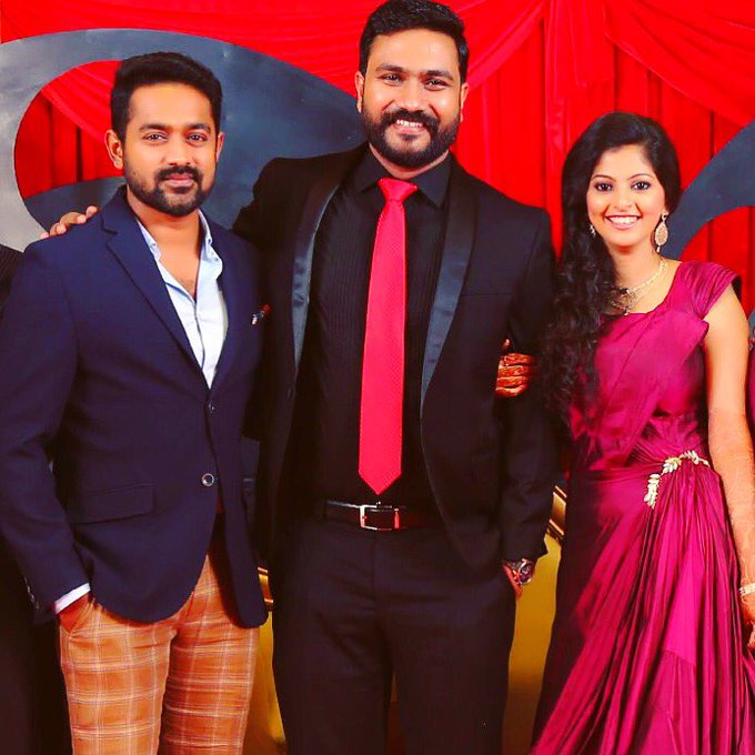 Happy Birthday Asif Ali!!  Have a fantastic day & a blockbuster year ahead, my dearest brother!!