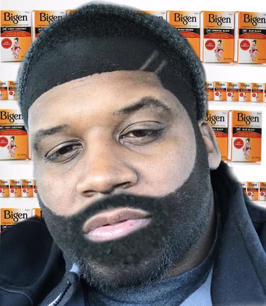 Anthony Adams On Twitter This Is Tlcs Addicted To Bigen Hair Dye
