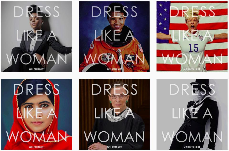 25 ways to #DressLikeAWoman: https://t.co/SK2PFUPGDQ https://t.co/TzjsUbdSDA
