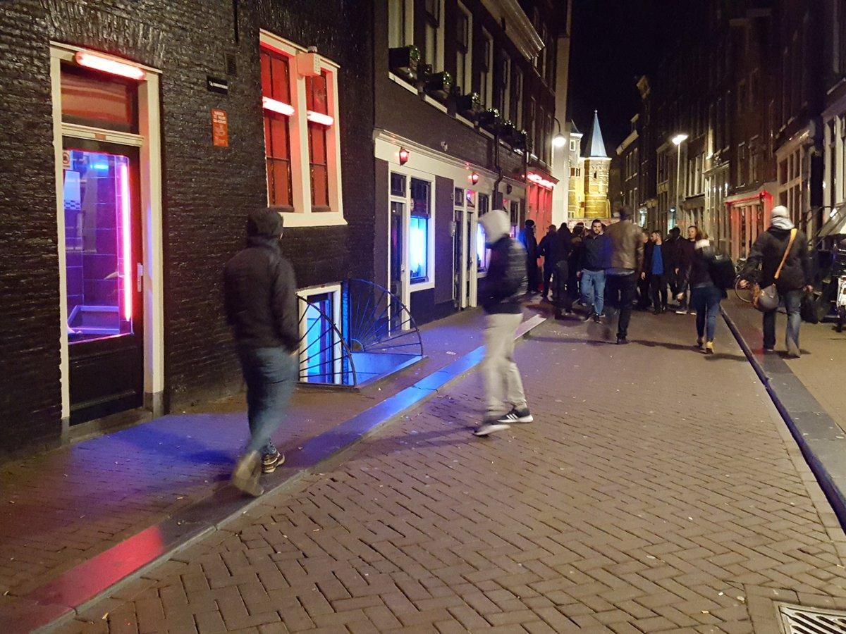 Escort girls in Amsterdam