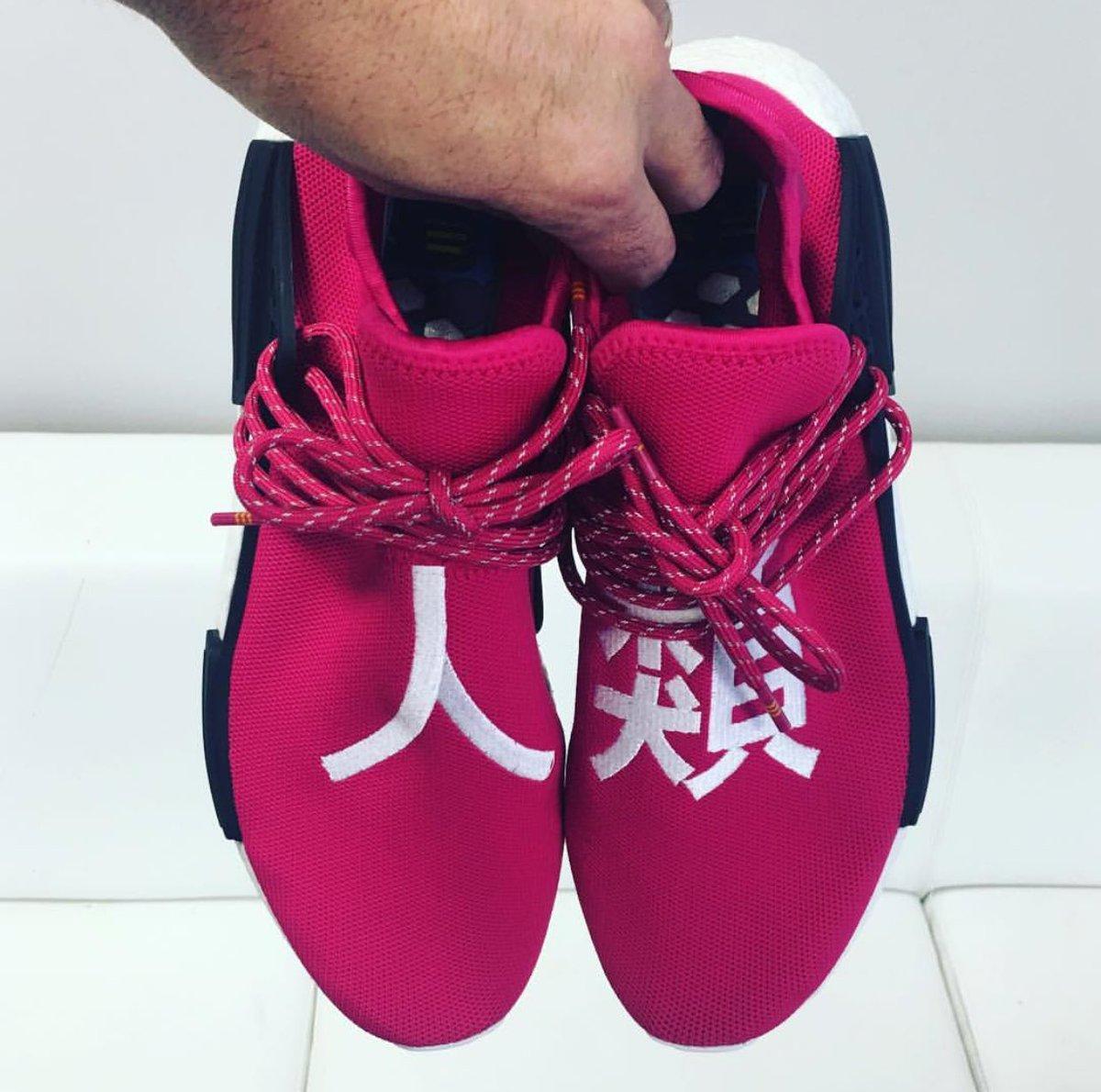 nice kicks on twitter another pharrell x adidas nmd human race