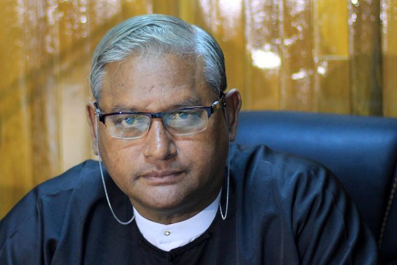 Image result for lawyer U Ko Ni