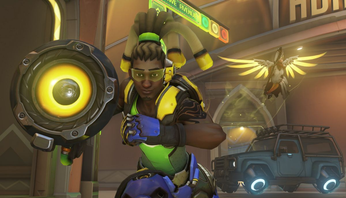 Image result for The Overwatch hero Lucio is coming to Heroes of the Storm images