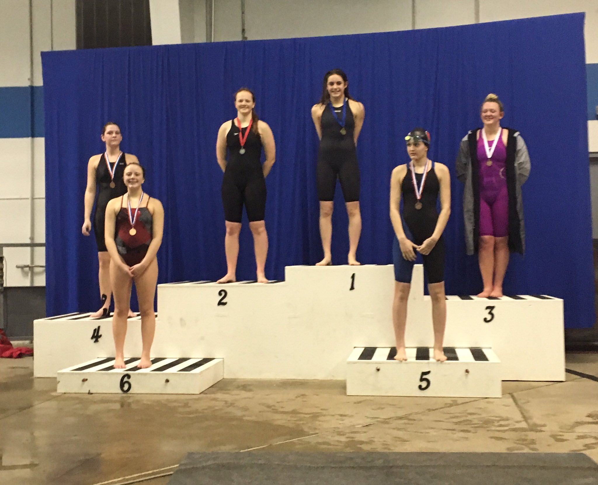 Lr swim dive on twitter 500 free results elise evans 2nd cabrini johnson 1st and a meet - Dive recorder results ...