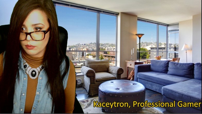 Where Does Kaceytron Live