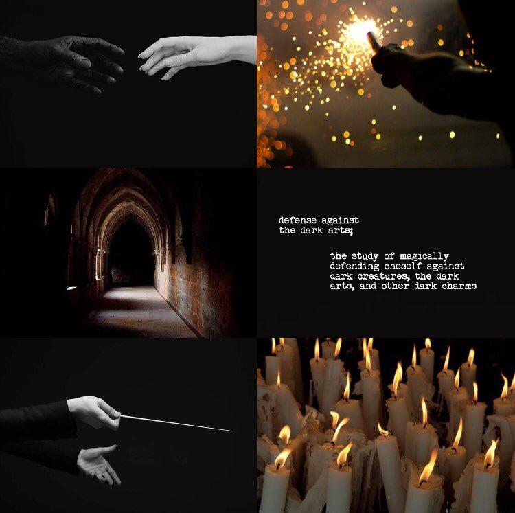 Layouts Aesthetics On Twitter Hogwarts Courses Aesthetics