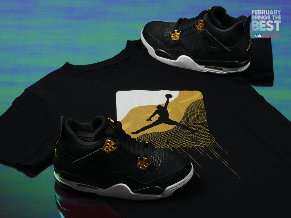 384b9ef95bb This new #Jordan Retro 4 Royalty Tee is in stores now! #FebBringsTheBestpic. twitter.com/dNRx6zrw37