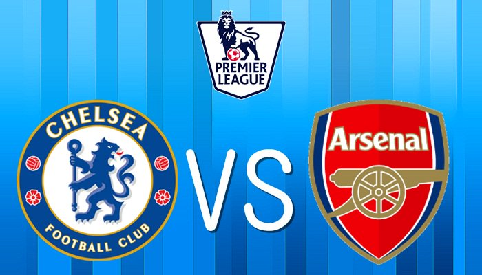CHELSEA ARSENAL Streaming Gratis: vedere con Video YouTube Facebook Live-Stream