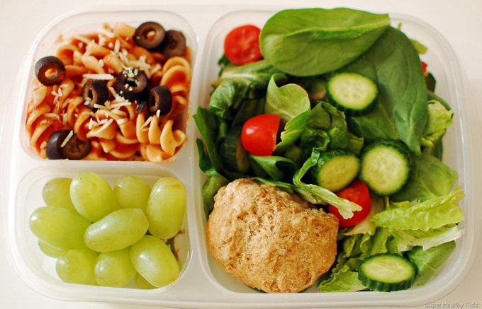 Do It Yourself Healthy Lunch Ideas