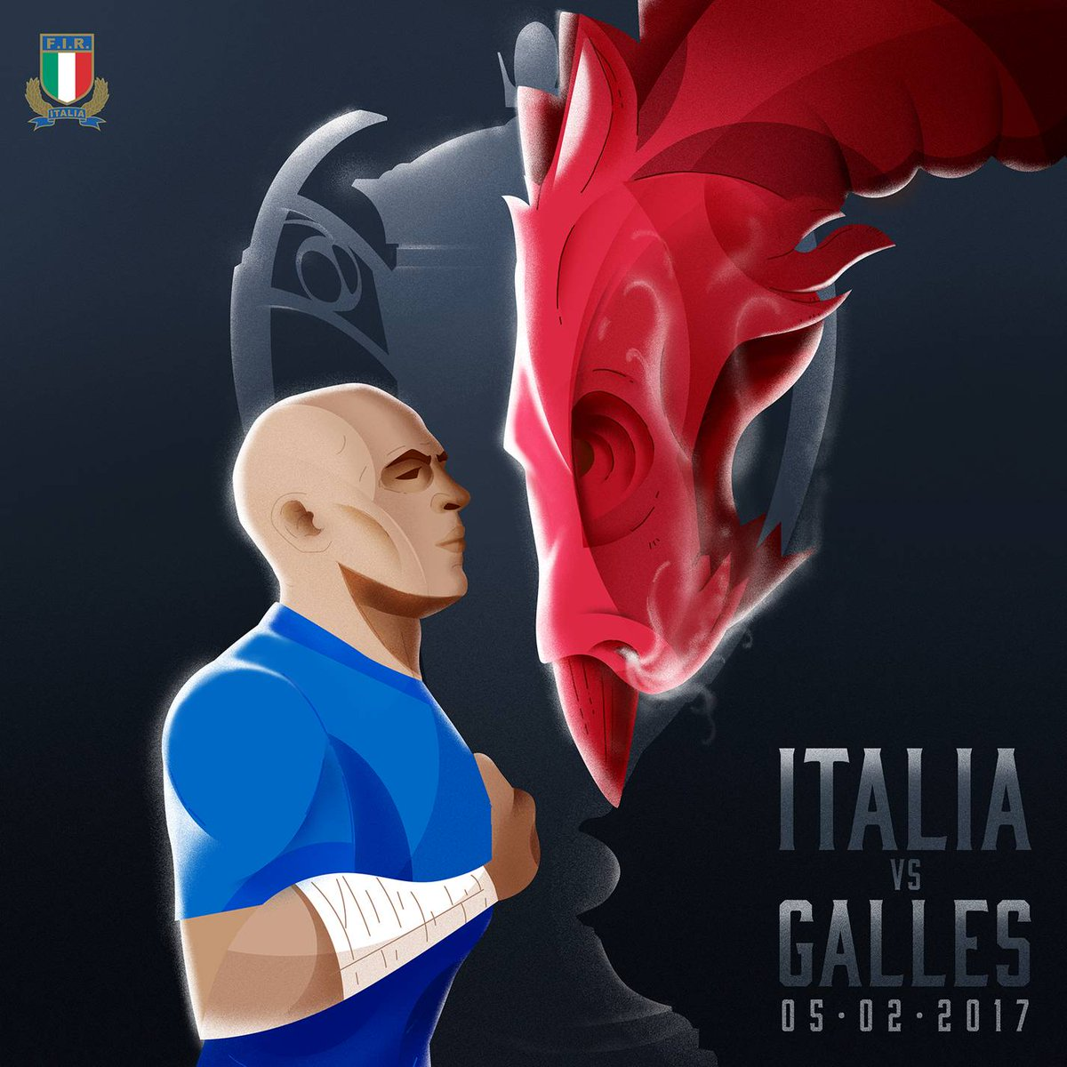 Rugby 6 Nazioni: Vedere Italia-Galles Streaming Gratis Online su DMAX