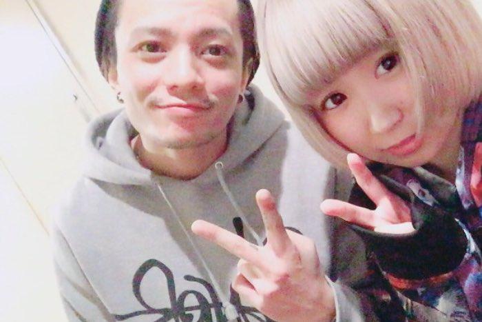 2年ぶりにINKTのKokiさんと再会しましたヽ(*^ω^*)ノ