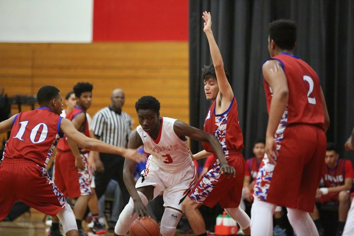 Indians edge Rajahs late to stay at the top https://t.co/MC3MaMCg60