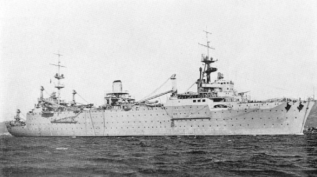 Z1型駆逐艦
