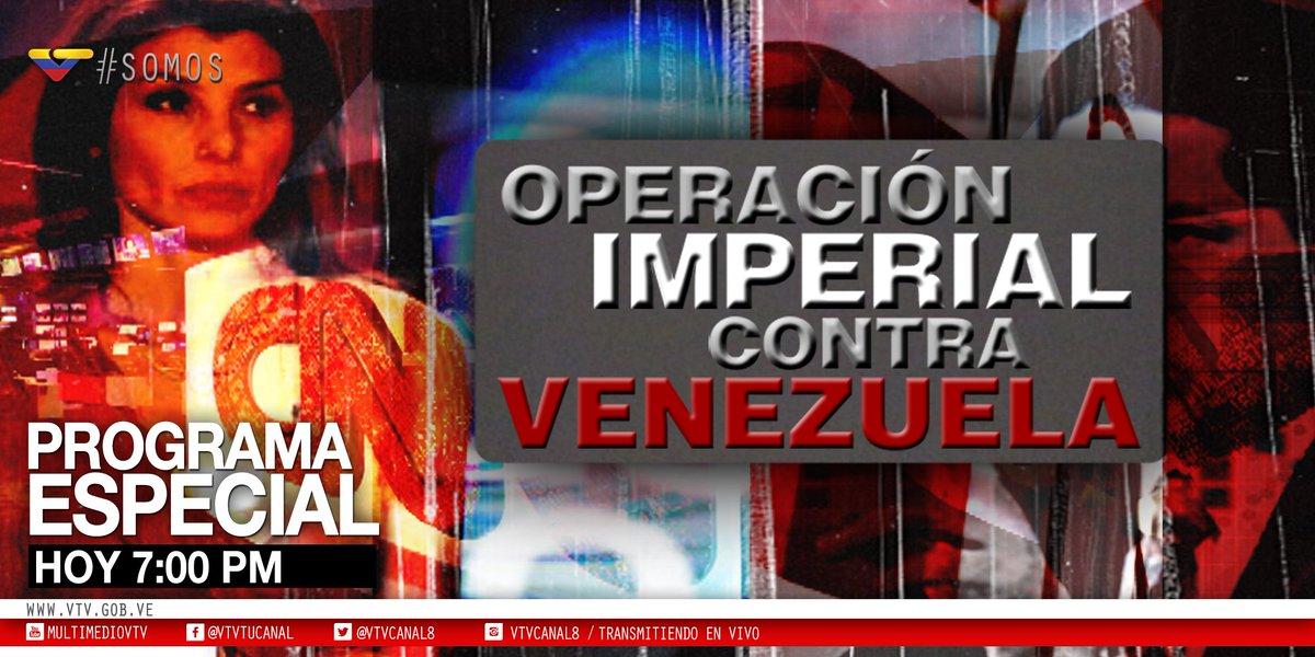 Comienza #ProgramaEspecial 'Análisis de la Guerra Mediática' #CNNopera...