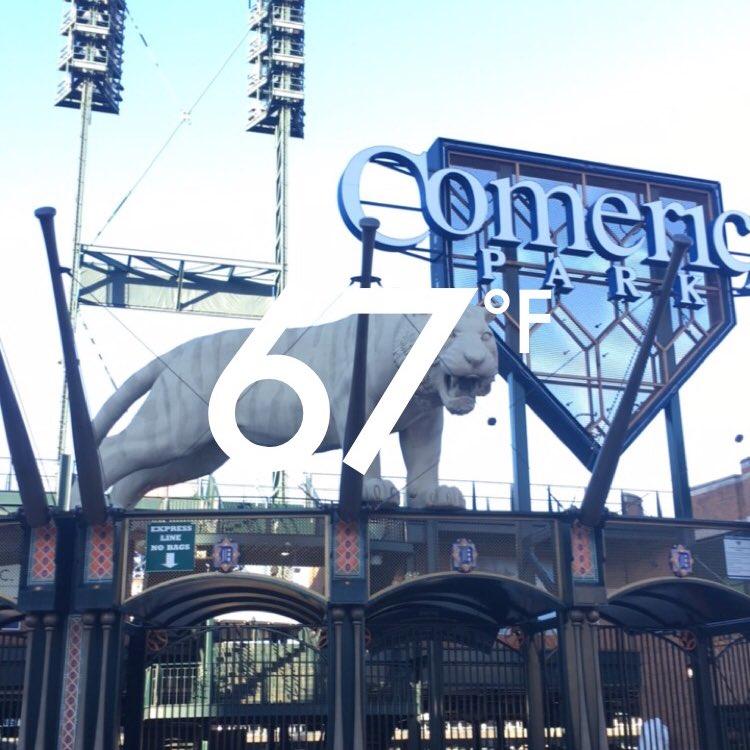 #BaseballWeather in Florida or Michigan? https://t.co/JK3pFqc2R9