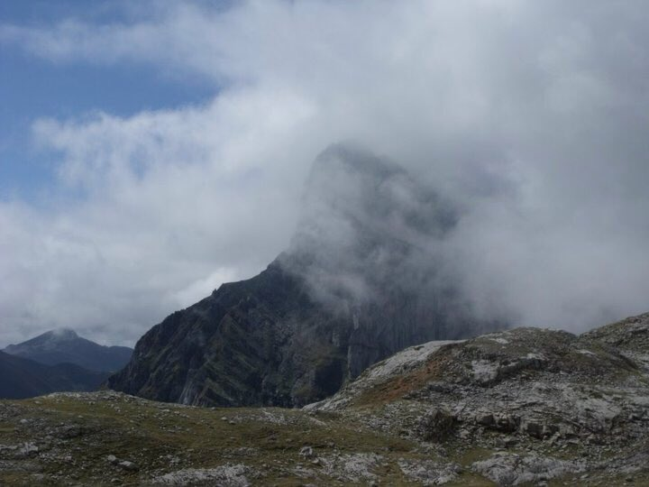 That was my 1st time in the mountains #PicosDeEuropa #mountains #outdoors #Asturias<br>http://pic.twitter.com/2YgfkFotvb