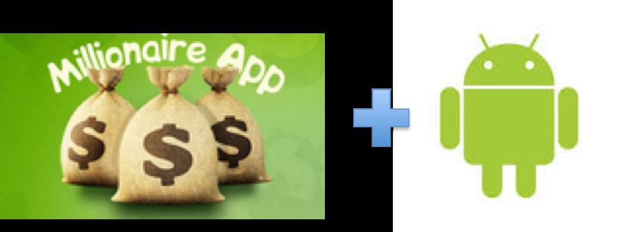 The millionaire app