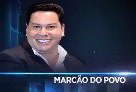 Nesta segunda-feira (20) tem a estreia do @MarcaoTV no #PrimeiroImpact...