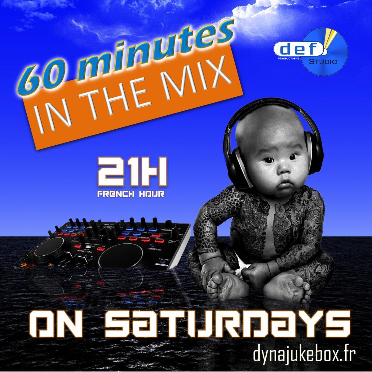 A 21h C&#39;est @sergiodefelice avec #60&#39;InTheMix sur votre #webradio  http://www. dynajukebox.fr  &nbsp;   #mix #remix<br>http://pic.twitter.com/2PTOLvdKOf