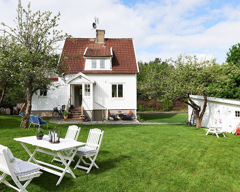 дом на даче в скандинавском стиле фото сожалению