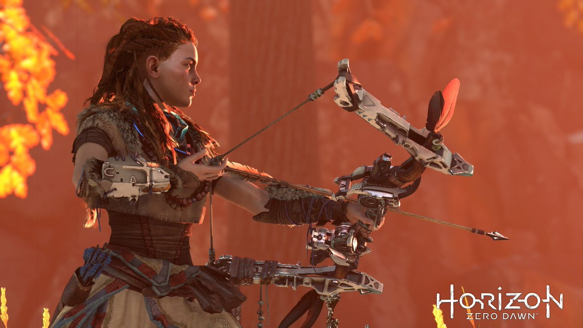 The hunt is on. Score Horizon Zero Dawn avatars by completing quests a...