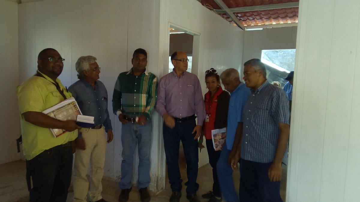 Refinería el Palito Ing Wilian Arévalo y concejal del PSUV Naguanagua...
