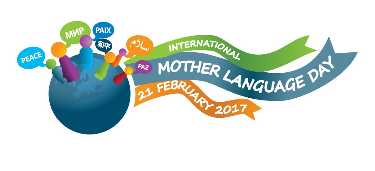 Tuesday #MotherLanguageDay! Check out this @UNESCO site celebrating mu...