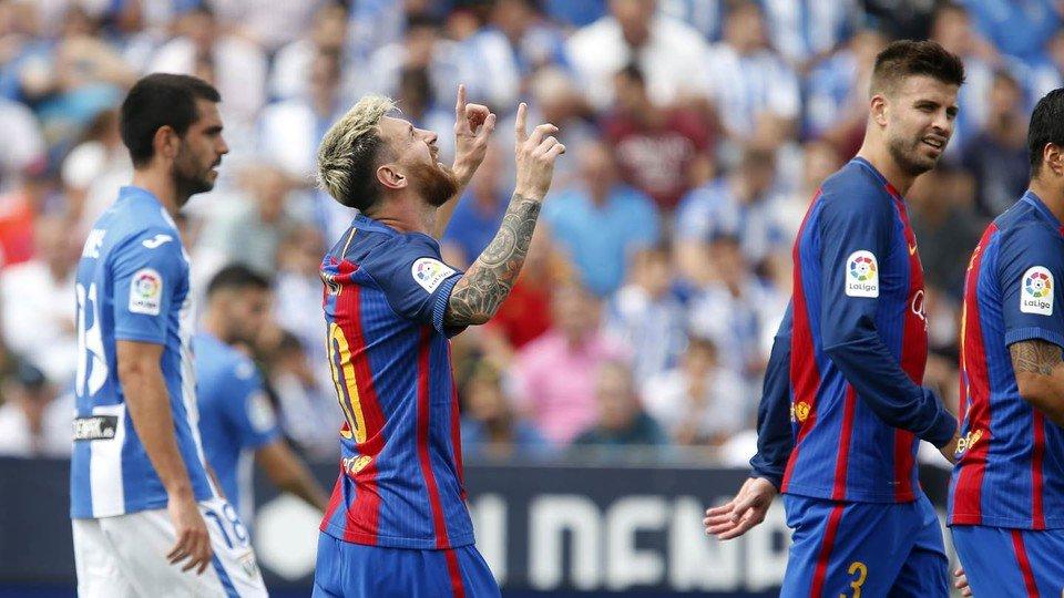 [MATCH PREVIEW] FC Barcelona v CD Leganés in LaLiga 👉 https://t.co/phi...