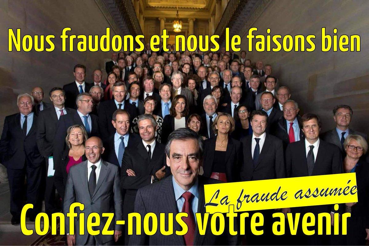 #Fillon2017 la fraude assumée est en marche #LR seul les électeurs peuvent l'arrêter #Republique #Hamon2017 #JLM2017  #MacronToulon #onpc<br>http://pic.twitter.com/oAzVlV5IWw