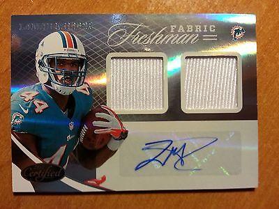 Lamar Miller 2012 Certified #Jersey Autograph Auto RC /399  http:// dlvr.it/NQ6PcK  &nbsp;   #NFL #Football<br>http://pic.twitter.com/NMrif4uiLz