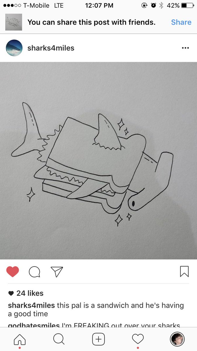 Mil Es O On Twitter I Asked You Guys To Draw Me A Shark Tattoo