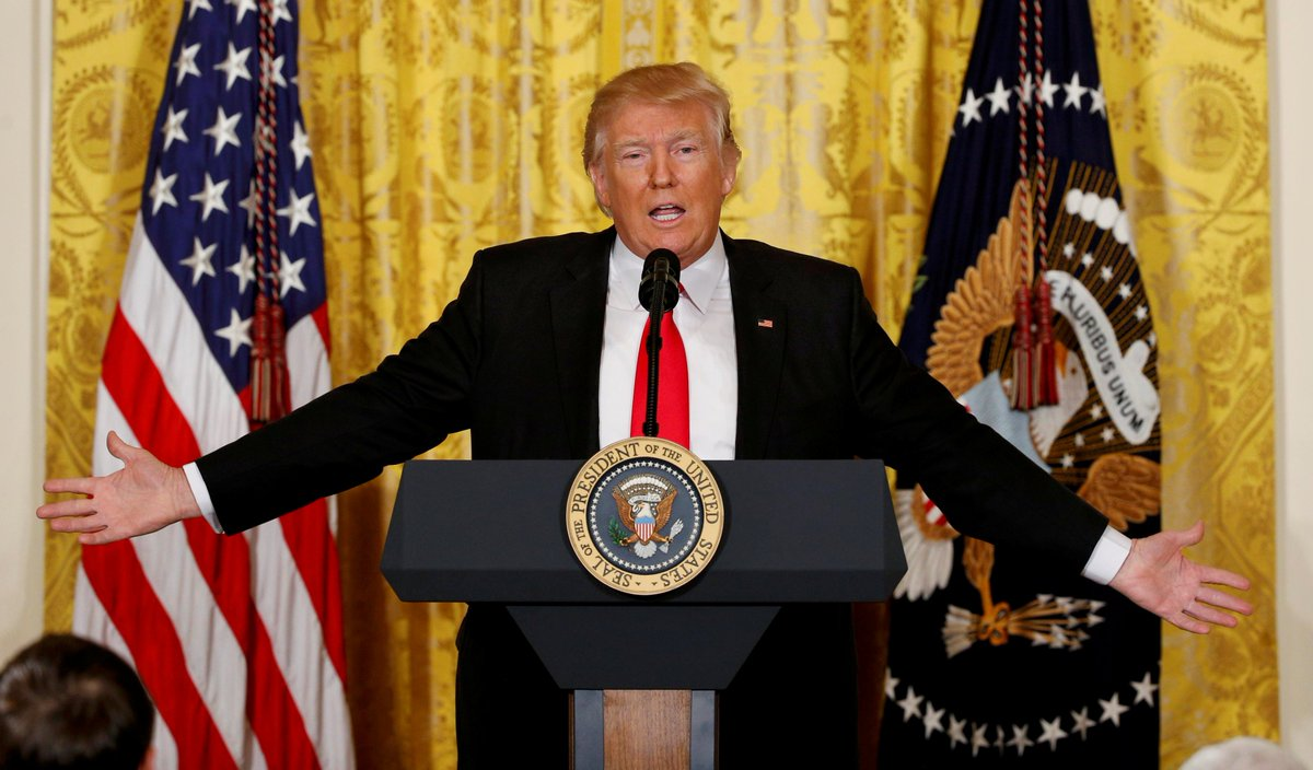 an examination of the impact of the administration of president donald trump on foreign born workers Trump administration considers proposal that may send as part of president donald trump's the trump administration to foreign worker.