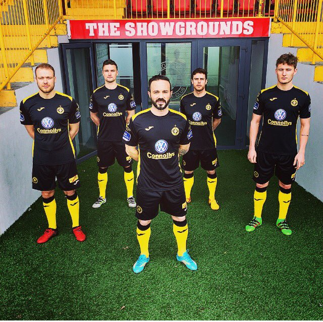 Here is your first look at our brand new @JomaSportIRL away kit for th...