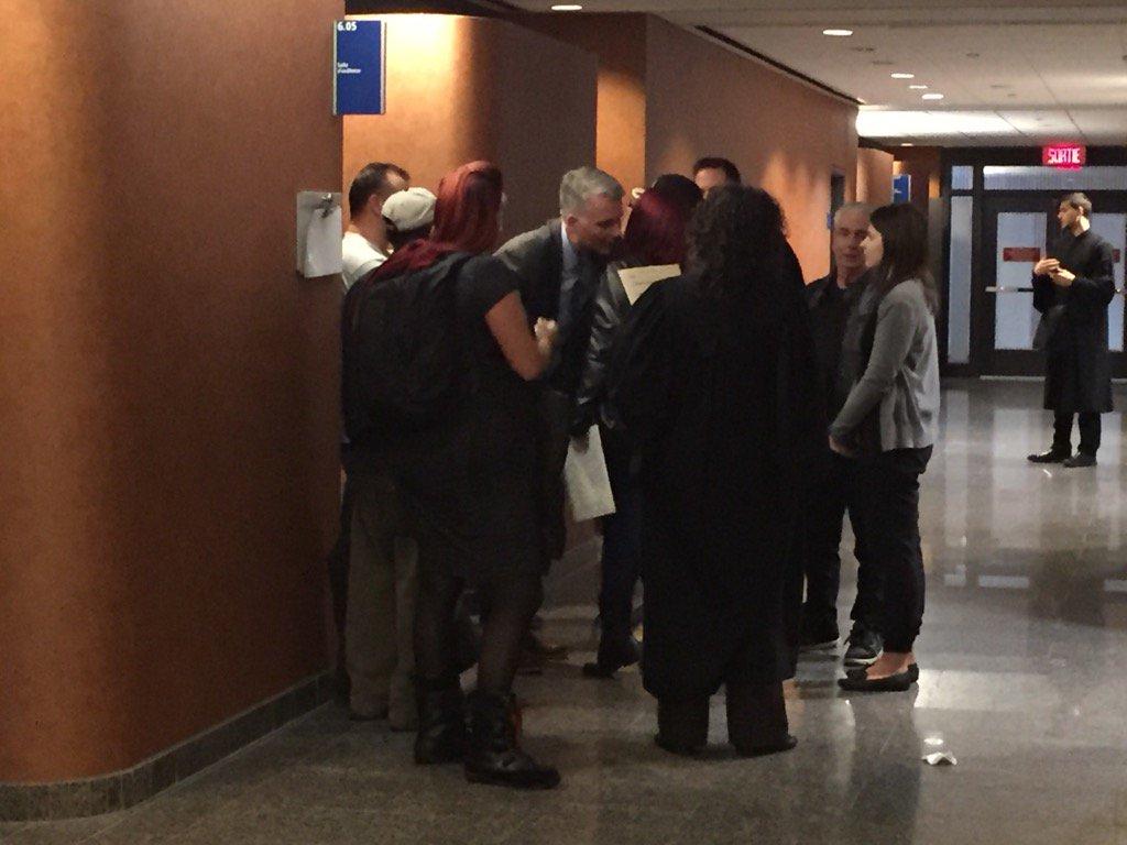 La famille de Pamela Jean, émotive, remercie les enquêteurs et la Couronne #Palma . <br>http://pic.twitter.com/5B6CW09iOv