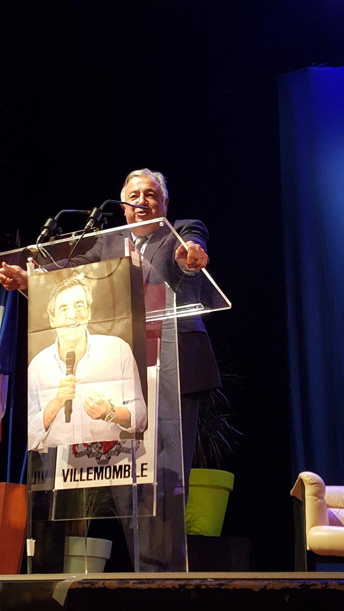 En campagne pour F Fillon à Villemomble en présence du président du Sénat @gerard_larcher @philippedallier @brunobeschizza #Fillon2017 <br>http://pic.twitter.com/dYyuRF08PI