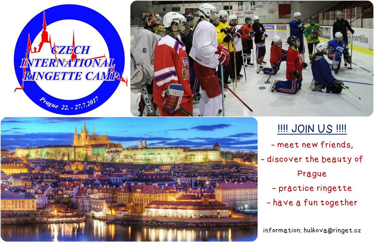 3rd Czech International Ringette Camp!! #ringette #ringettecamp pic.twitter.com/hs6n8zVZiq